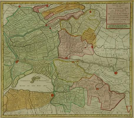 Tirion Zuid Oostelijk Holland