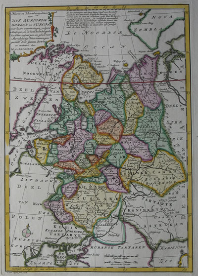 Bachiene/Bowen Europees Rusland
