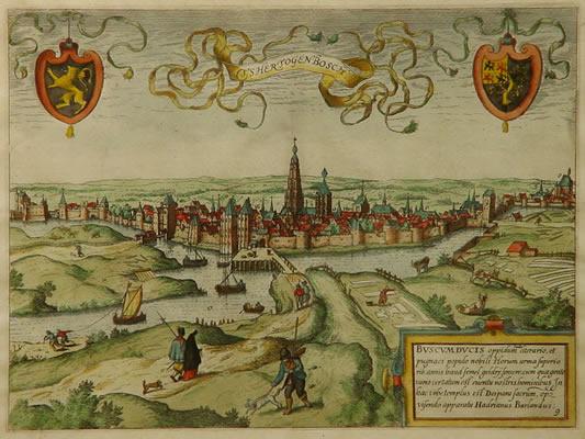 Guicciardini 's Hertogenbosch