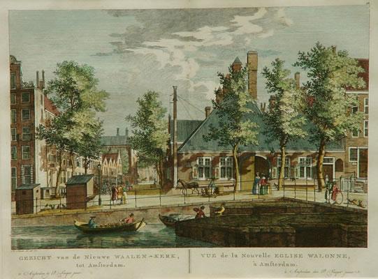 Fouquet Amsterdam Waalenkerk