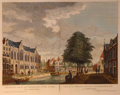 Fouquet Amsterdam Lutherse Oude Kerk