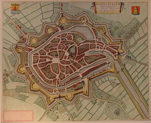Blaeu Middelburg